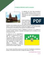 Cantonización de Santa Elena