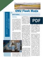 ONU Flash Mada, Edition Spéciale