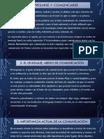 Lenguaje Integral - Comunicación y Lenguaje