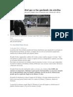 2019 04 14 Crónica violencia Itaguí