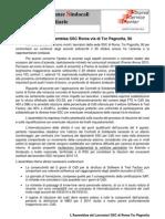 assemblea Tor Pagnotta