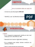 Tema 1 Introduccion Al Matlab