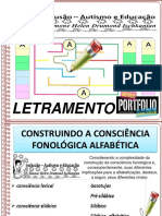 LETRAMENTO LABIRINTO
