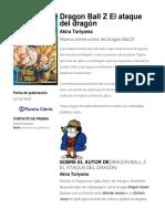 Dragon Ball z El Ataque Del Dragon.pdf