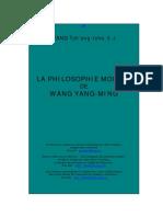 Wang Tch'ang-the - La philosophie morale de Wang Yang-ming.pdf