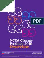 NCEA change report