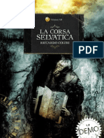 La Corsa Selvatica - Narrativa - Horror