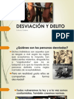 Desviación y Delito