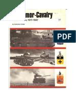 (1973) U.S. Armor-Cavalry a Short History 1917-1967