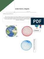 Guia de Estudio - Coordenadas Geograficas1