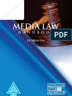 AIBD FES Media Law-1 Printed Version October 2010