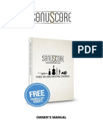 Free Orchestral Chords Manual English