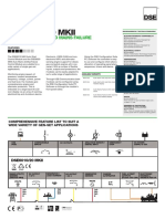 Dse6010 Mkii Dse6020 Mkii Data Sheet