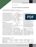 tratamiento auricular