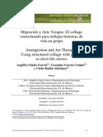 Migrantes y Arteterapia