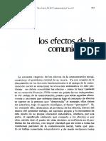Los efectos de la comunicación.pdf