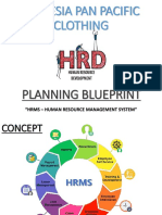 Hr Plan Blueprint