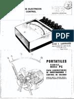 RB Instrumentos Electricos de Medida y Control