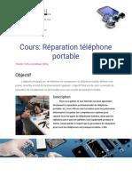 Reparation Telephone Portable 1507654232
