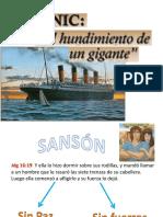 Sanson,y Su Caída