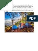 copy of camping last weekend