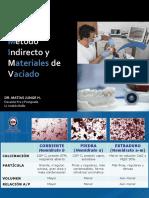 Apuntes Metodo Indirecto y Materiales Vaciado