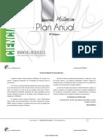 Planificación Anual - CIENCIAS NATURALES - 8Basico - P