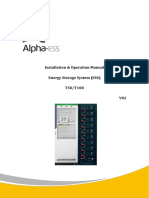 AlphaESS_Storion-T50100 Battery Installation Manual_V2