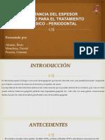 Lesiones Del Esmalte en Desarrollo, Clasificación en Familias Costarricenses
