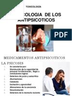 Toxicologia de Antidepresivos