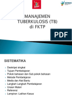 MI.3 Manajemen TB Di FKTP UP Date 6 Maret 2018 Irfan