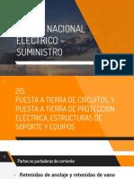 Resumen Codigo Nacional Suministro
