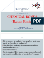 6. Chemical Bonds Part 1