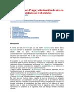 Curso de vapor_Purga y eliminación de aire en instalaciones industriales.docx