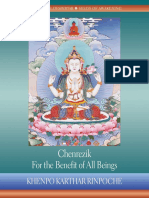 Chenrezik_ for the Benefit of All Beings - Khenpo Khartar Rinpoche