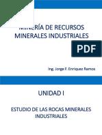 Minería de Recursos Minerales e industriales
