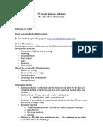 edsc 440s classroom management plan