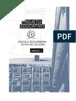 Projeto Educativo Anexo 18/19