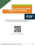IDee1c4dc6e-feasibility study on snail farming in nigeria