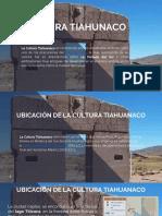 Expo Cultura Tiahuanaco