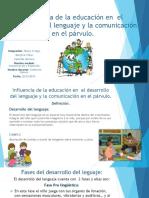 Influencia de la educación en  el desarrollo del.pptx