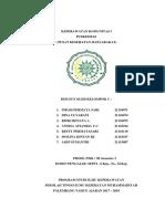 PUSKESMAS KOMUNITAS I.docx
