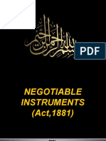 Negotiable Instruments (Abdur Rehman, Touseef, Touqeer).pdf