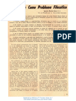 1966 La Muerte Como Problema