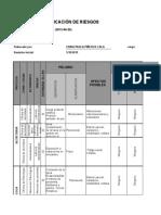 RAP2 EV02 Matriz Para Identificacion de Peligros Valoracion de Riesgos y Determinacion de Controles