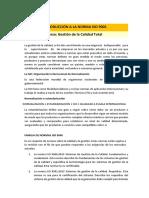 Lectura Introducción a La Norma ISO 9001 M5