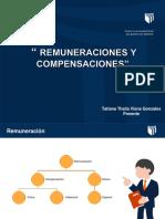 Remuneraciones y Compesacion