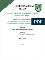 informe de areas naturales protegidas.docx