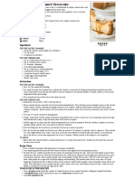 Baked Salted Caramel Cheesecake _ Sugar Salt Magic