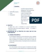 Visita Casamar- UNCP FIM